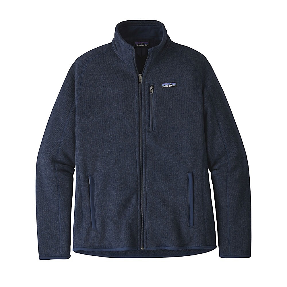 Patagonia Men's Better Sweater Jacket - New Navy