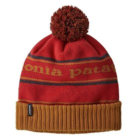 Patagonia Patagonia Powder Town Beanie Park Stripe: Hammonds Gold
