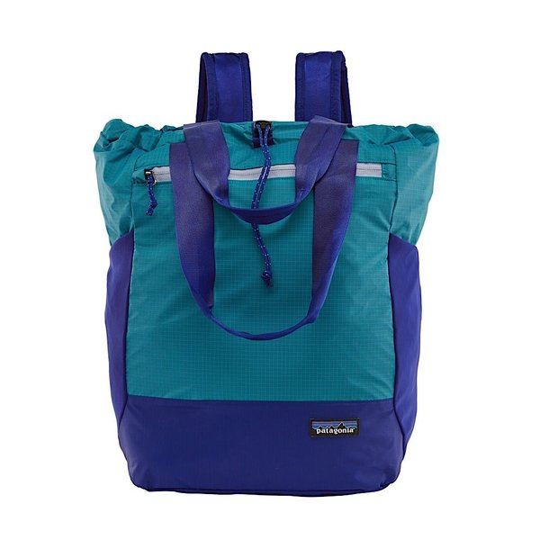 Patagonia Patagonia Ultralight Black Hole Tote Pack Curacao Blue