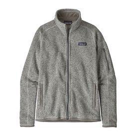 Patagonia Patagonia Womens Better Sweater Jacket - Birch White
