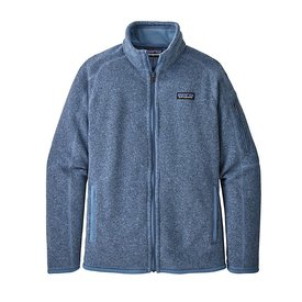 Patagonia Patagonia Women's Better Sweater Jkt Woolly Blue
