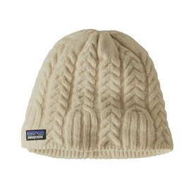 Patagonia Patagonia Women's Cable Beanie Birch White