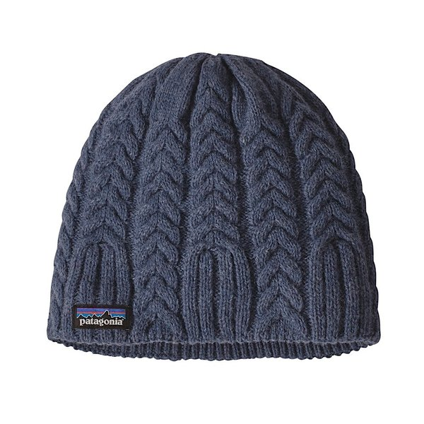 Patagonia Patagonia Women's Cable Beanie Dolomite Blue