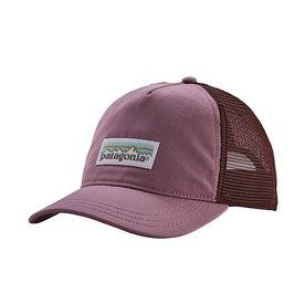 Patagonia Patagonia Women's Pastel P-6 Label Layback Trucker Hat Verbena Purple