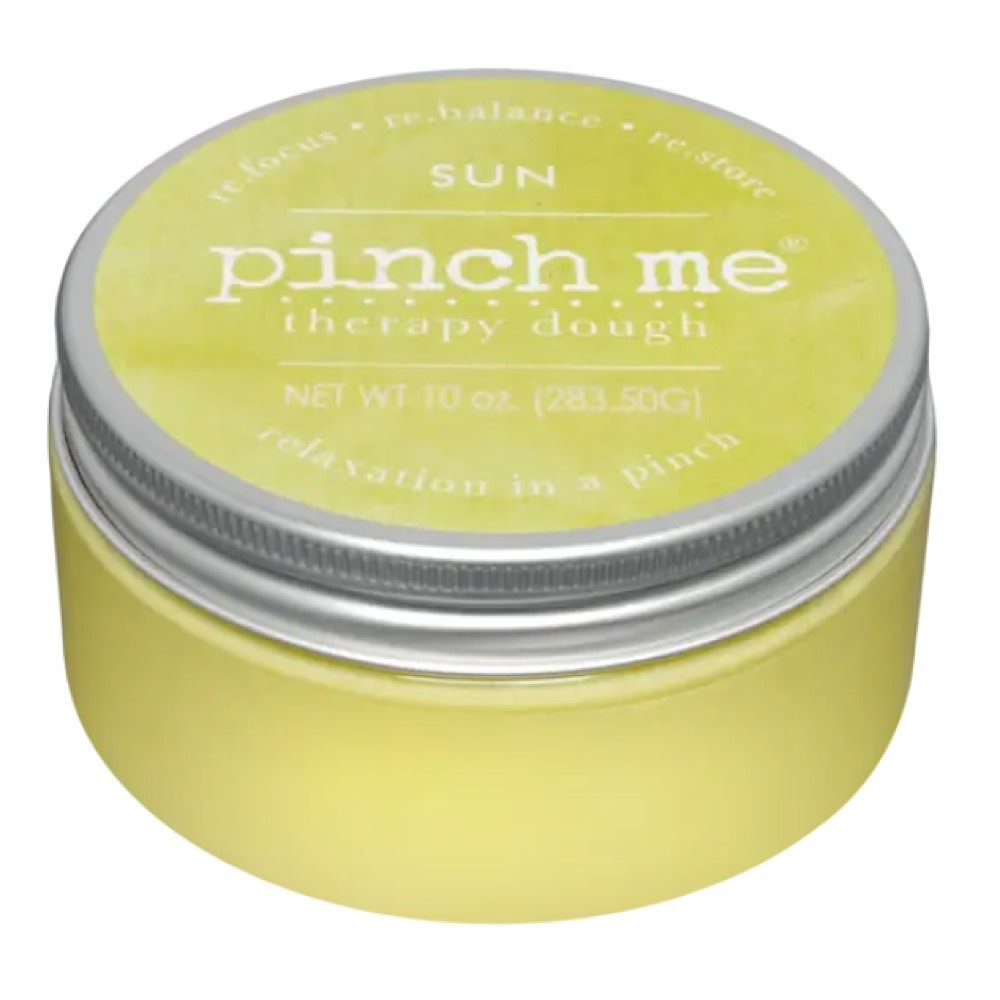 Pinch Me Pinch Me Therapy Dough - Sun - 3oz.