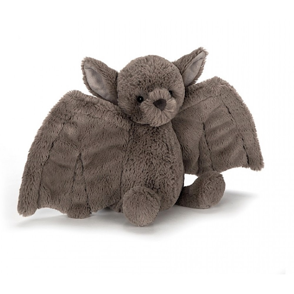 Jellycat Bashful Bat - Medium - 10 Inches