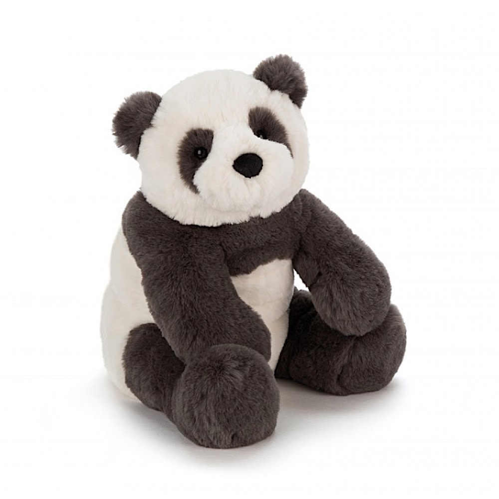 Jellycat Panda Harry - Medium - 10 Inches