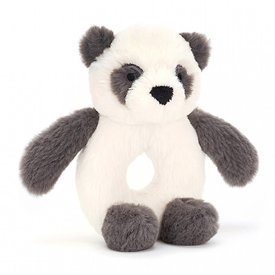 Jellycat Jellycat Ring Rattle - Harry Panda 6""