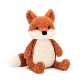 Jellycat Jellycat Fox Peanut - Medium - 10 Inches