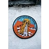 Stay Home Club Iron-On Patch - Nice Things (Dog)