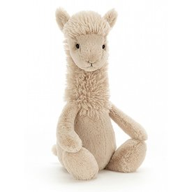 Jellycat Jellycat Bashful Llama - Small - 7 Inches