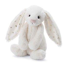 Jellycat Jellycat Bashful Twinkle Bunny Chime - Small