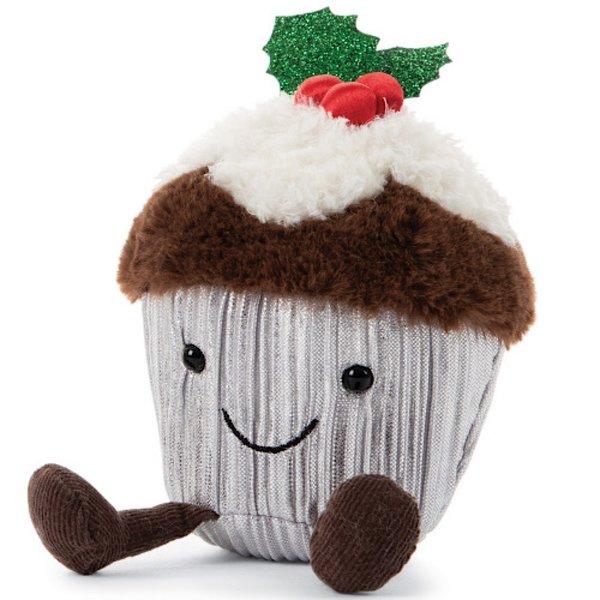 Jellycat Jellycat Holly Cutie Cupcake