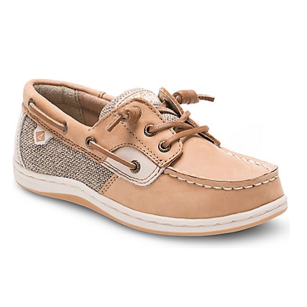Sperry Little Kid Songfish Jr Boat Shoe