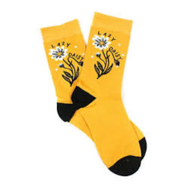 Stay Home Club Stay Home Club Socks - Lazy Daisy
