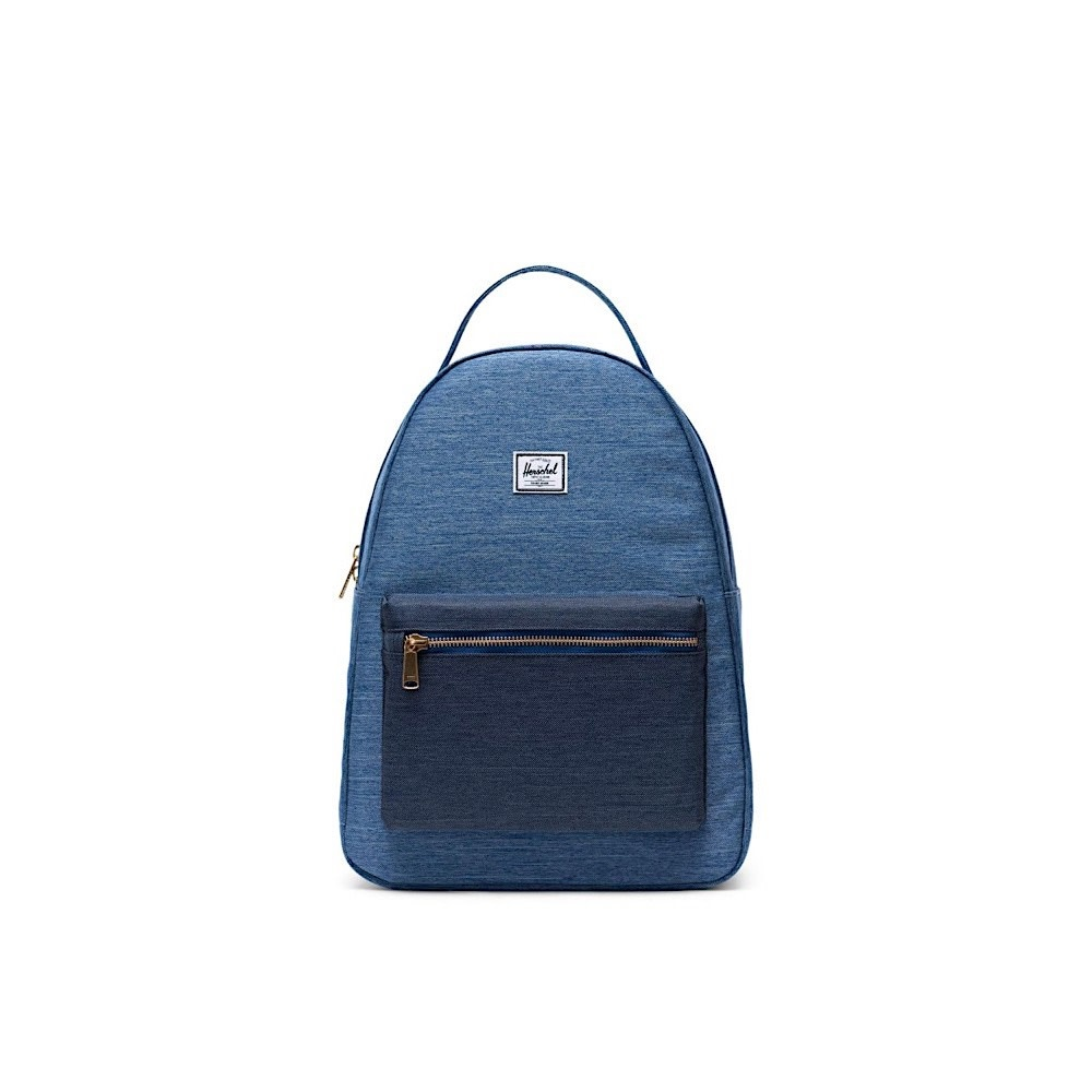 Herschel Nova Mini Backpack - Faded Denim/Indigo Denim