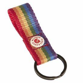 Fjallraven Arctic Fox LLC Fjallraven Kanken Keyring - Rainbow