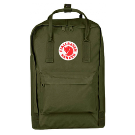 "Fjallraven Arctic Fox LLC Fjallraven Kanken 15"" Laptop Backpack - Green"