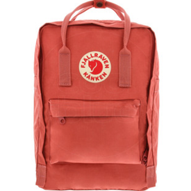 "Fjallraven Arctic Fox LLC Fjallraven Kanken 15"" Laptop Backpack - Dahlia"