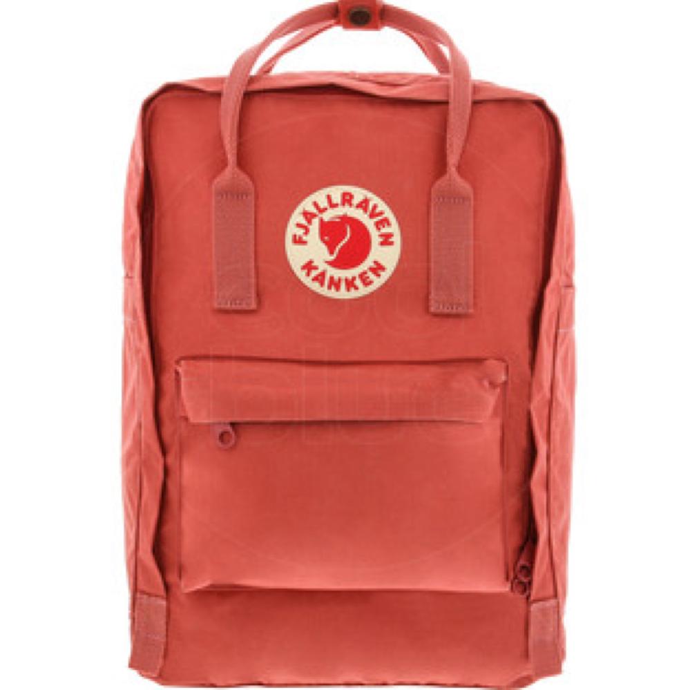 "Fjallraven Arctic Fox LLC Fjallraven Kanken 15"" Laptop Backpack - Dahlia"