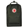 """Fjallraven Kanken 15"""" Laptop Backpack - Deep Forest"""