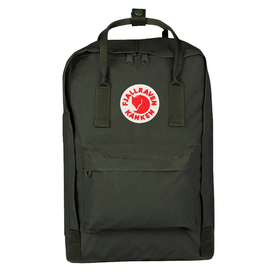 "Fjallraven Arctic Fox LLC Fjallraven Kanken 15"" Laptop Backpack - Deep Forest"
