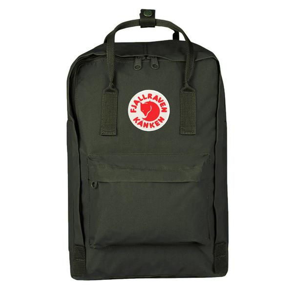 "Fjallraven Arctic Fox LLC Fjallraven Kanken 15"" Laptop Backpack - Deep Forest"