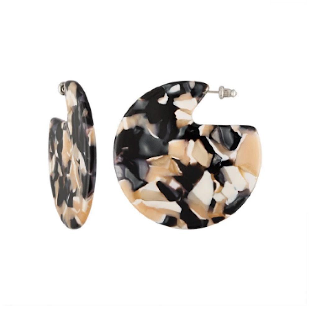 Machete - Clare Earrings - Abalone