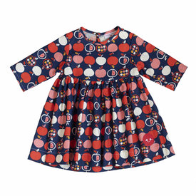 Smiling Button Smiling Button Winnie Dress Honeycrisp