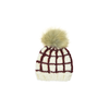 The Blueberry Hill Window Pane Hat