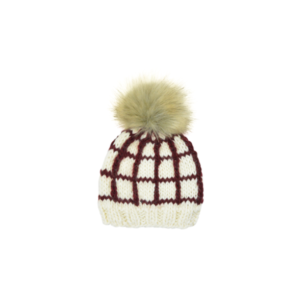 The Blueberry Hill The Blueberry Hill Window Pane Hat