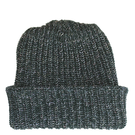 Columbiaknit Marled Cotton Knit Hat - Frosted Green