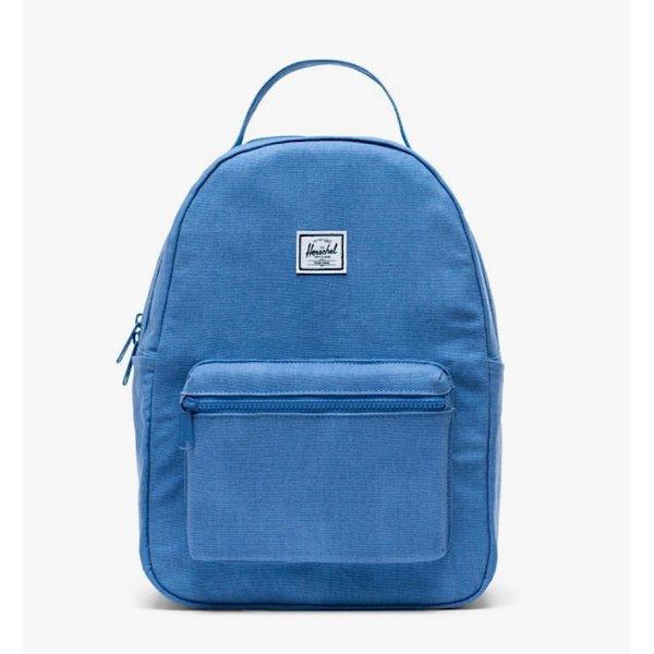 Herschel Supply Co. Herschel Nova Small Cotton Canvas Backpack - Riverside