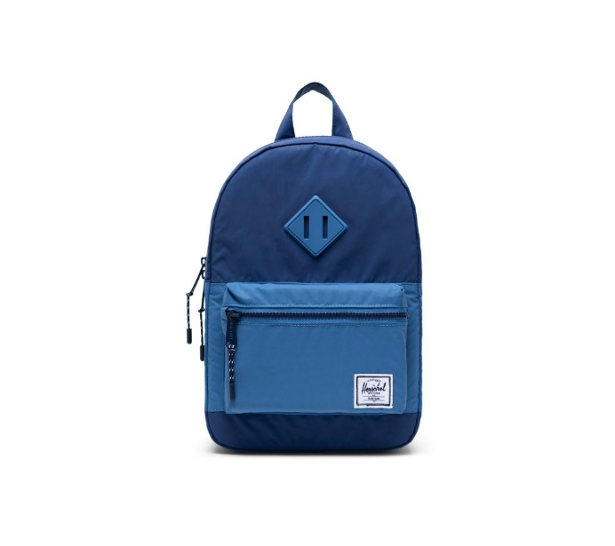 Herschel Heritage Youth XL Reflective Backpack - Peacoat/Riverside