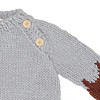 The Blueberry Hill Scallop Sweater