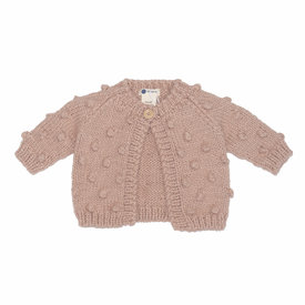 The Blueberry Hill The Blueberry Hill Popcorn Cardigan