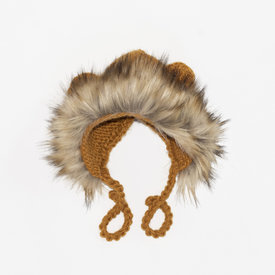 The Blueberry Hill The Blueberry Hill Lion Knit Hat