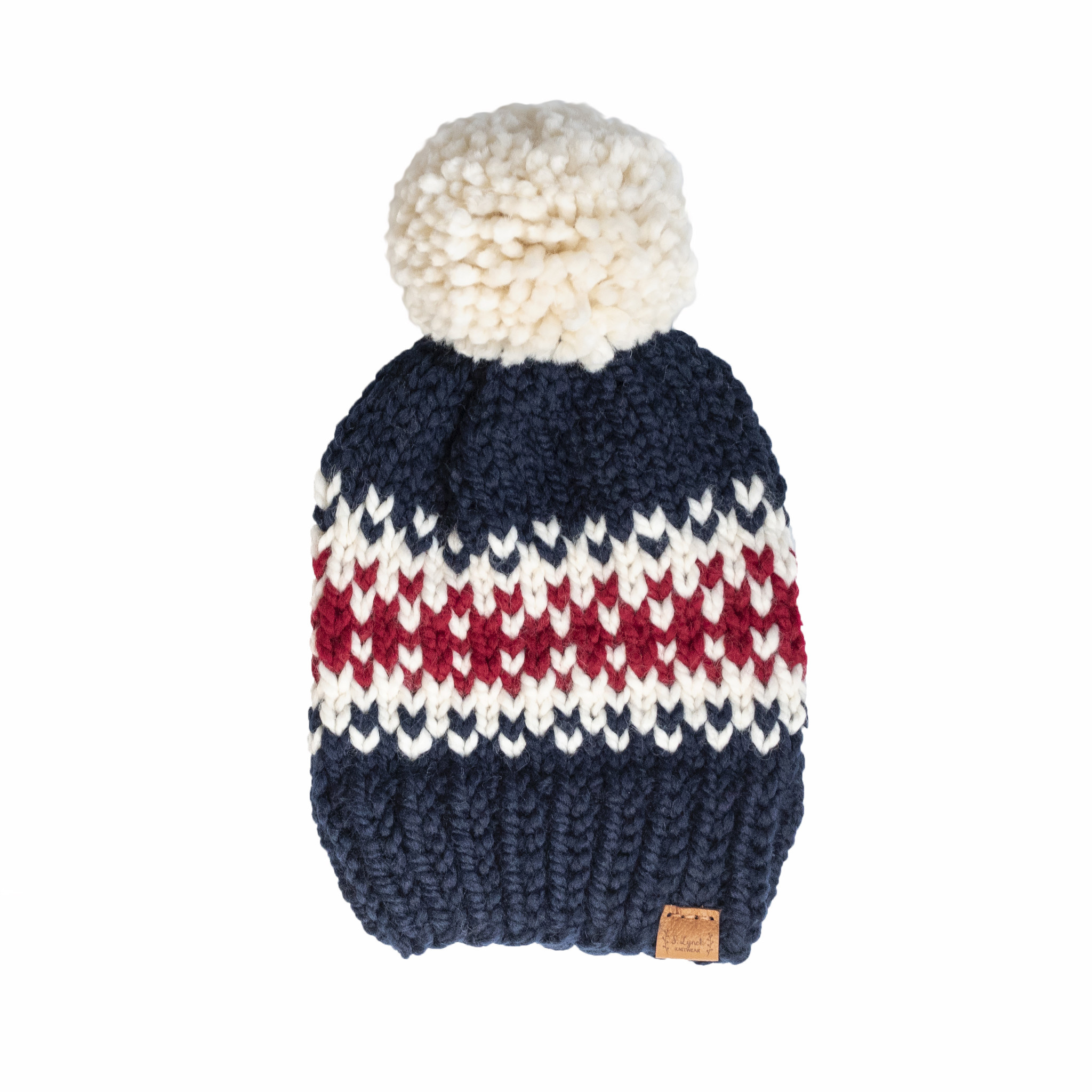 S. Lynch Knitwear Adult Hat - Kennebunk