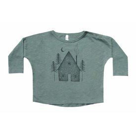 Rylee and Cru Rylee + Cru Cabin Long-Sleeve Tee - Spruce