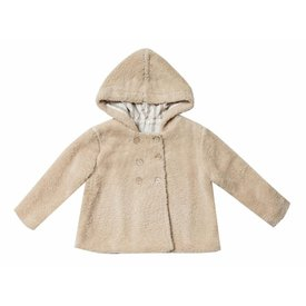 Rylee and Cru Rylee + Cru Double Breasted Coat - Wheat