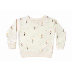 Rylee and Cru Rylee + Cru Ski Sweatshirt - Wheat