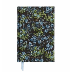 Rifle Paper Co. Rifle Paper Co. 2020 Hardcover Agenda - Cornflower