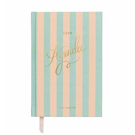 Rifle Paper Rifle Paper Co. 2020 Hardcover Agenda - Cabana