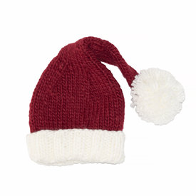 The Blueberry Hill The Blueberry Hill Baby Hat Santa