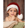 The Blueberry Hill Baby Hat Santa