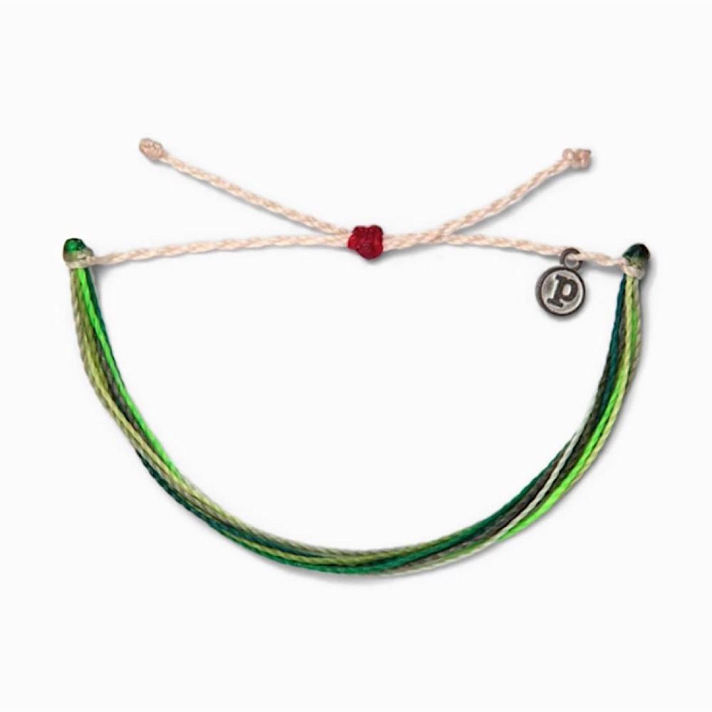 Pura Vida Original Bracelet - Charity Save The Sea Turtle