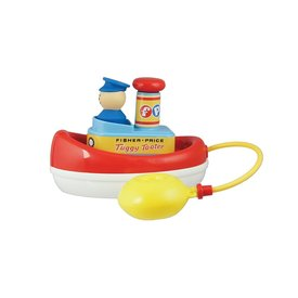 Schylling Fisher-Price Tuggy Tooter