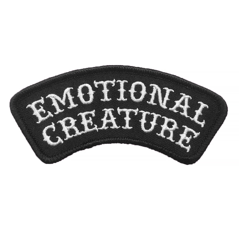 Notes To Self Emotional Creature Patch