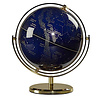 "Globe 8"" - Swivel Stand -Night Sky"