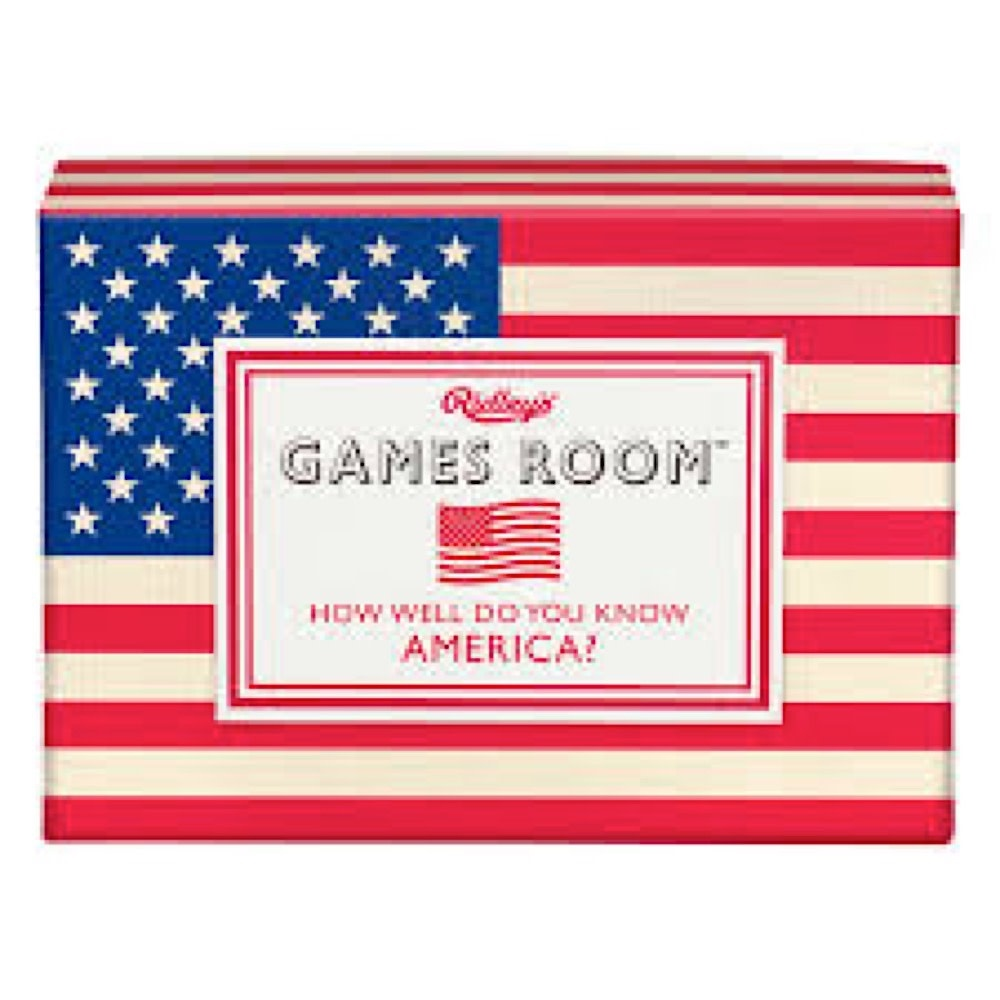 Wild & Wolf How Well Do You Know America Quiz